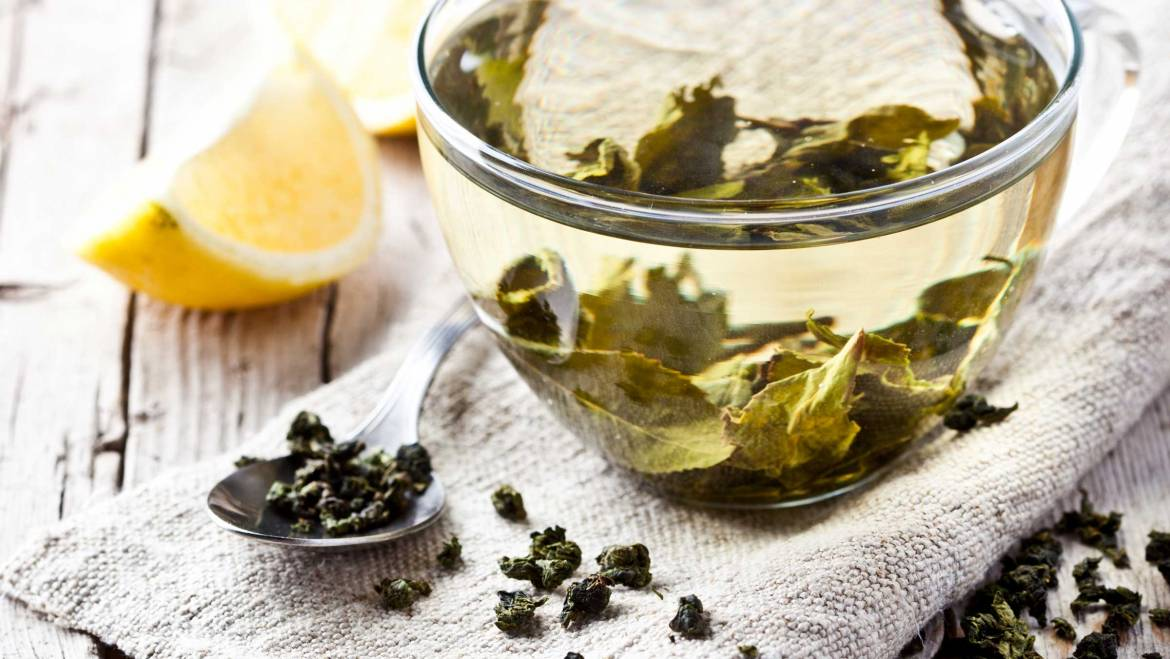 The history of leaf tea in India