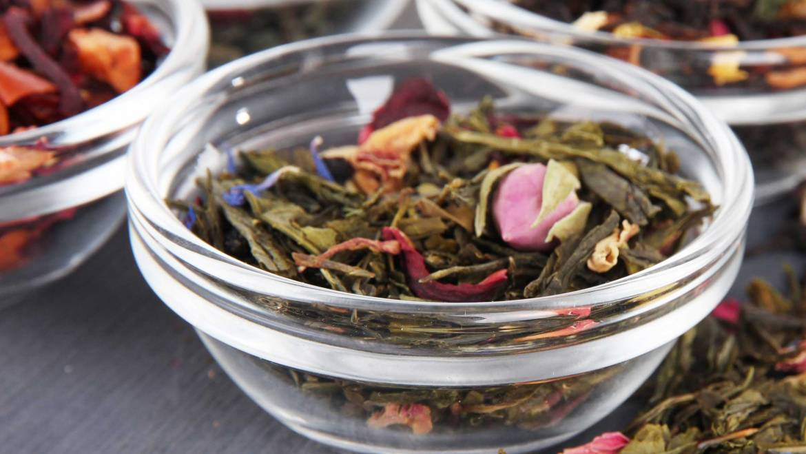 Working memory and the effects of tea